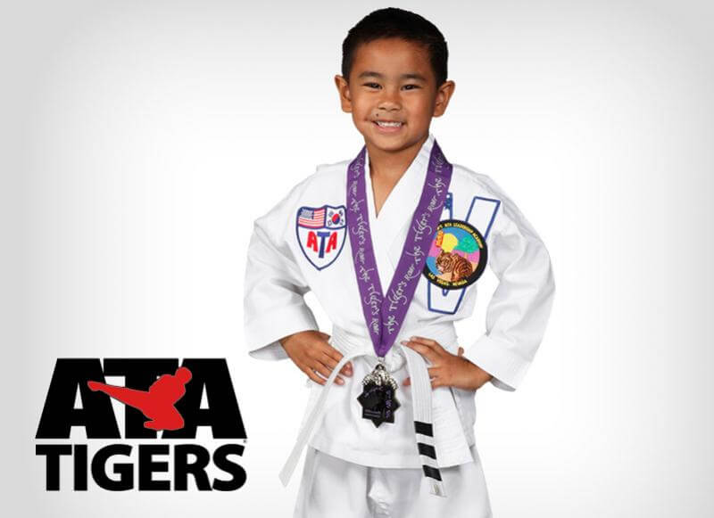 ATA Tigers Classes