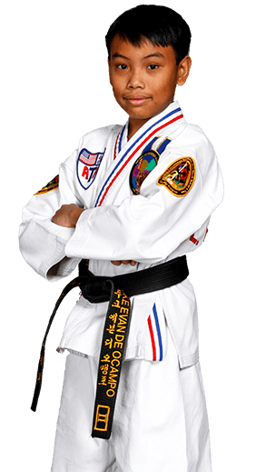 ATA Karate For Kids at Martin's ATA Leadership Academy